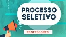 Processo Seletivo Professores